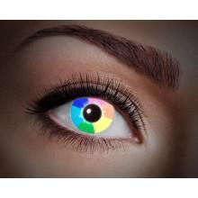 Farvede Linser UV Rainbow