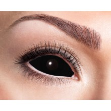 Sclera Linser Black Eyes
