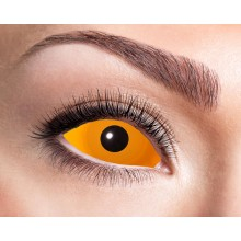 Sclera Linser Orange Eyes