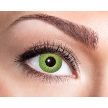 Farvede Linser Electro Green