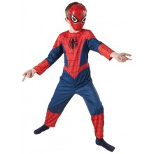 KLASSISK SPIDERMAN - BØRNEKOSTUME