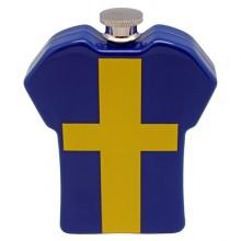 Lommelærke T-shirt Sverige