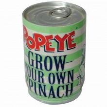 Popeye Dyrk Din Egen Spinat