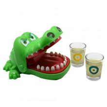 Krokodille Drikkespil