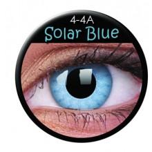 Farvede linser crazy solar blå