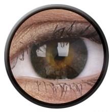 Farvede linser eyelush choco