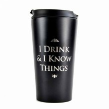 Game Of Thrones Rejsekrus I Drink & I Know Things