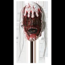 Halloweenmaske HÅNd PÅ Ansigt