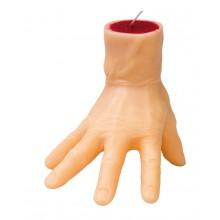 Lys Blodig Hånd