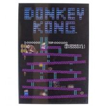 Donkey Kong Lentikulær Notesbog