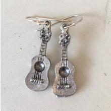Örhängen Gitarr