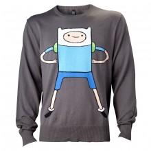 Adventure Time Sweater Finn