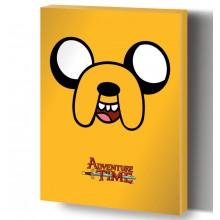 Adventure Time LÆRred Jake 40 X 50 Cm