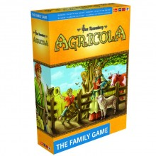 Agricola Family Edition - Selskabsspil