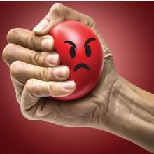 Vred Emoji Stressbold