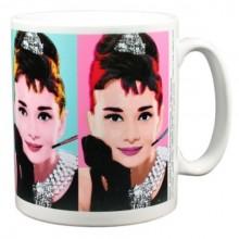 Audrey Hepburn Krus Popart