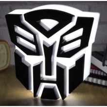 Transformers Autobot - lampe
