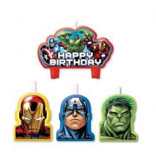 Lys Avengers 4-Pak