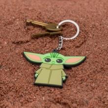 Star Wars The Mandalorian The Child (Baby Yoda) Nyckelring