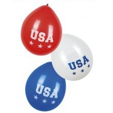 Balloner USA 6-pak