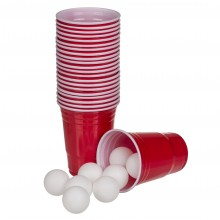 Klassisk Beer Pong - Set