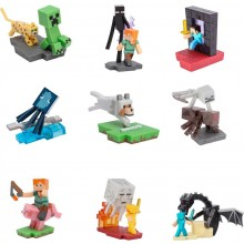 Minecraft Craftables Blind Box Series 1