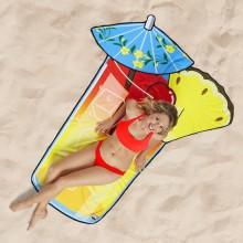 Strandhåndklæde Gigantisk Tropisk Drink