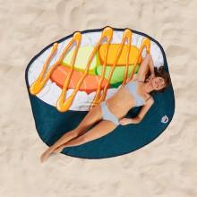 Strandhåndklæde Gigantisk Sushi