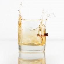 Skudsikkert Whiskyglas