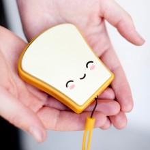 Elektronisk Håndvarmer Butta Toast Kawaii