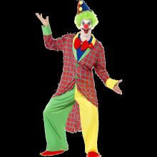 La Circus Deluxe - Klovnekostume