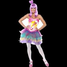 Candy Queen-kostume