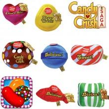 Candy Crush Kuddar 15cm