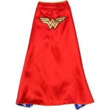 Cape Wonder Woman Børnekostume