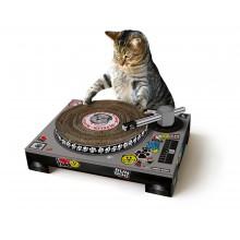 Kradsebræt - Cat Scratch Turntable