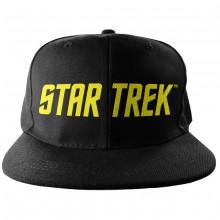 Star Trek Logo Snapback Cap