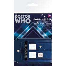 Dr Who Kortholder Tardis