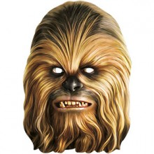Chewbacca Mask Star Wars