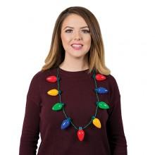 Julebelysning Halskæde