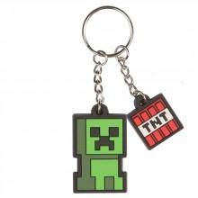 Minecraft Creeper Sprite Nøglering