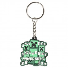 Minecraft Creeper Rush Nøglering