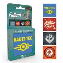 Fallout 4 Glasbrikker 4-pak