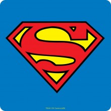 Superman Logo Drinkunderlägg