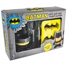 Batman ÆG Og Toast-SÆT