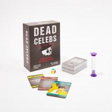 Dead Celebs, Kortspil