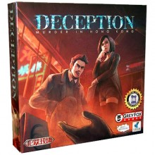 Deception - Murder In Hong Kong, Strategispil