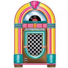 Dekoration Jukebox 50'Erne