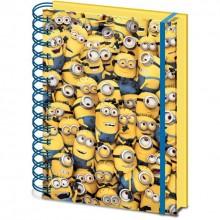 Minions Notesbog A5