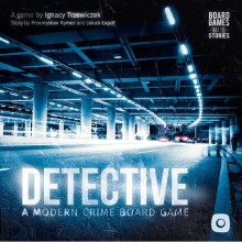 Detective - A Modern Crime Game, Strategispil