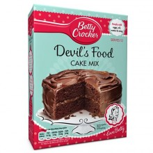 Betty Crocker Devil's Food Kagemix